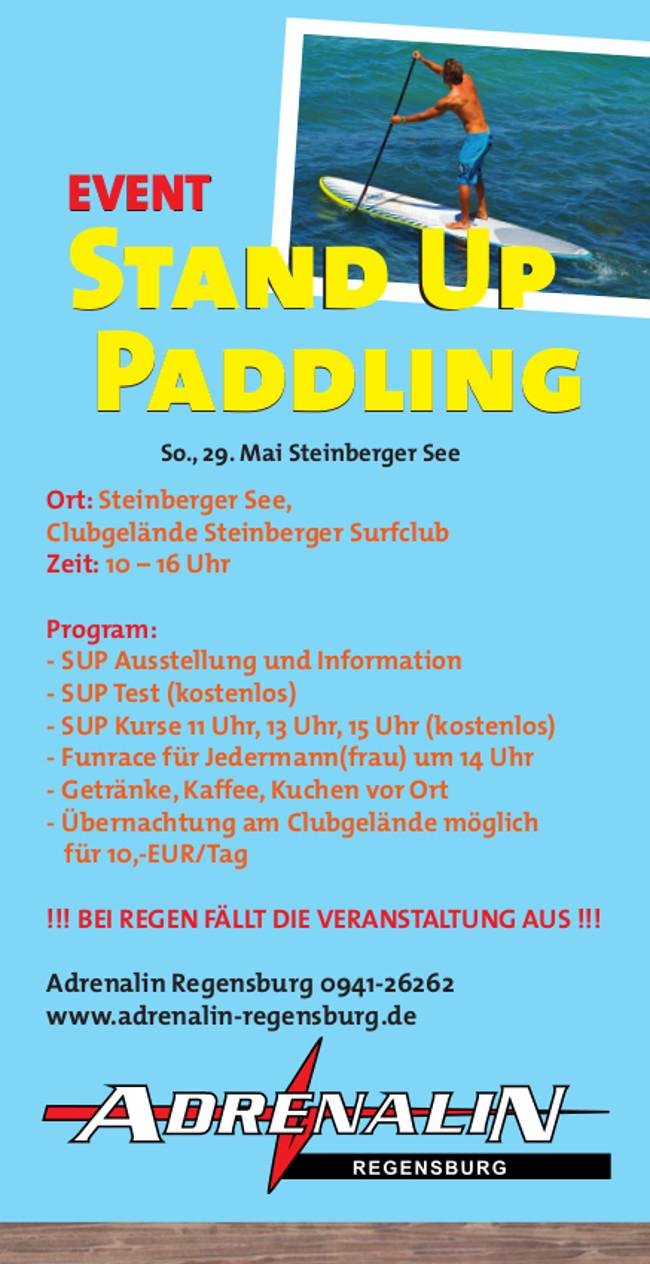 Flyer Steinberg
