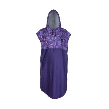 ION Poncho Select Muse black purple S (135-175)