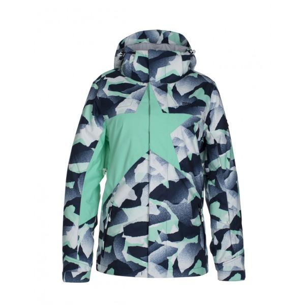 Zimtstern Damen Snow Jacket Canopia Women: : Bekleidung