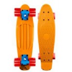 LONG ISLAND Vinyl Cruiser Buddy   22.5'' orange