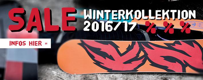 Adrenalin Winterkollektion 2016/2017