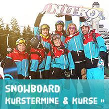 Snowboard Kurs/Service/Verleih