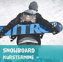 Snowboard Kurse 2015/16